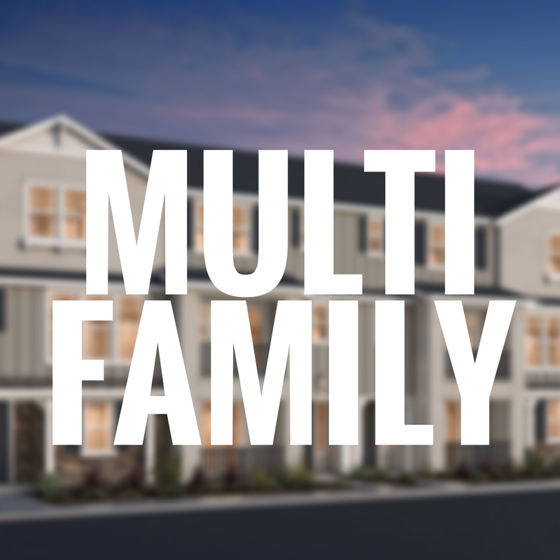 multi-family property on contract for deed