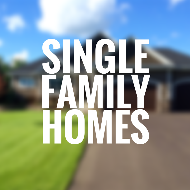 contract for deed single family homes